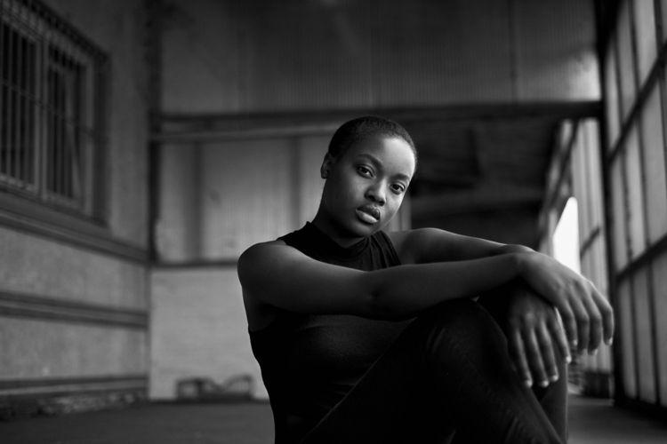 Generose - blackwoman, portrait - jensfrankephotography | ello