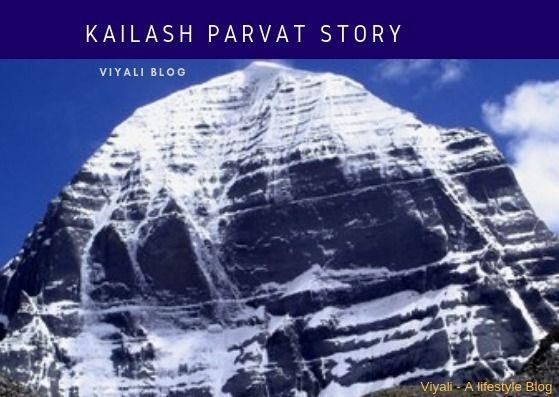[ Updated ] Kailash Parvat stor - viyali | ello