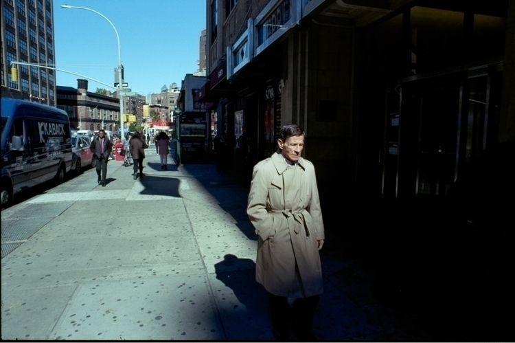 Man shadows. Houston Street / Y - justintjamison   ello