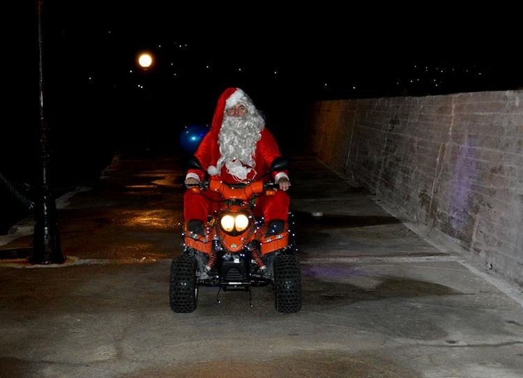 Santa claus  - asterioss | ello