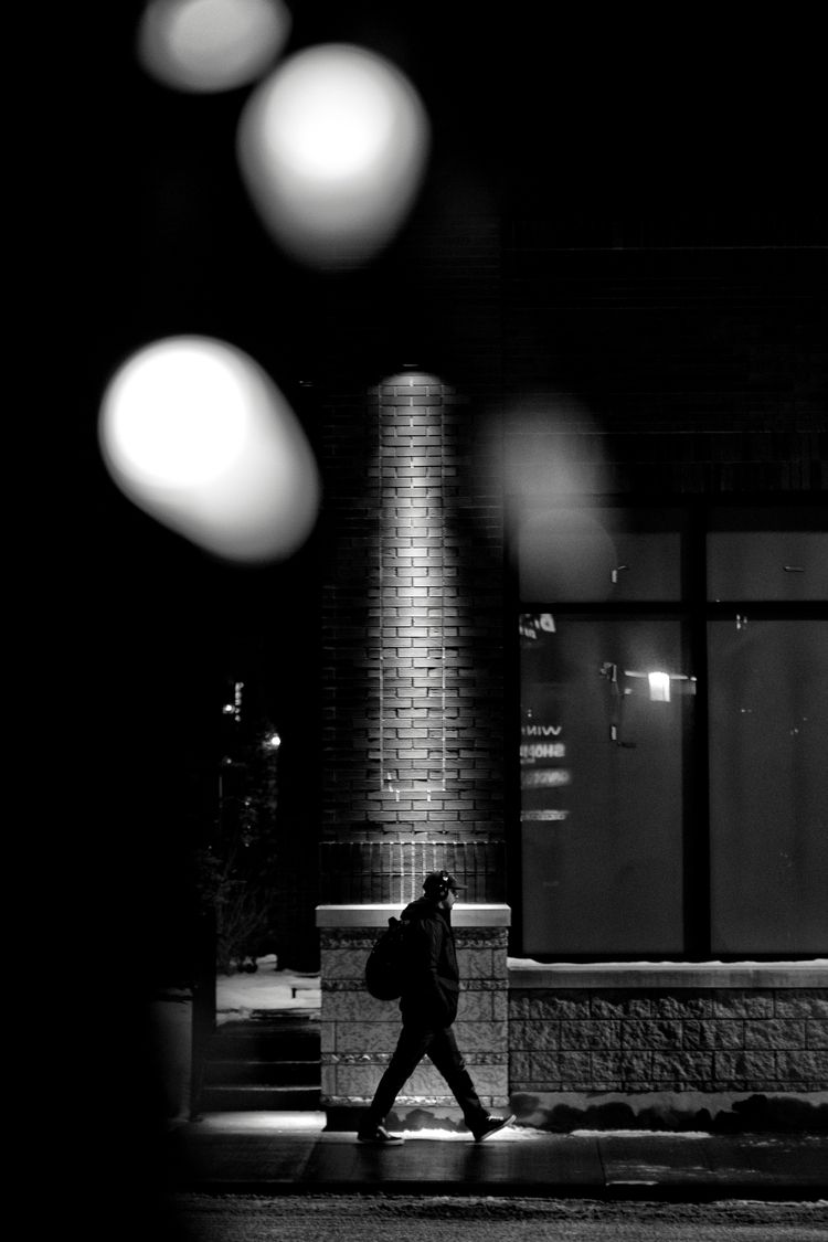 Brewery District Night Edmontto - george_s_photo | ello