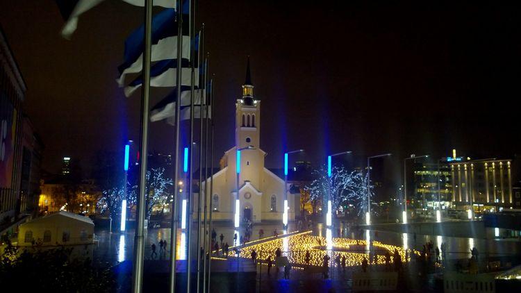 Souls Day - citylights, tallinn - norre01 | ello