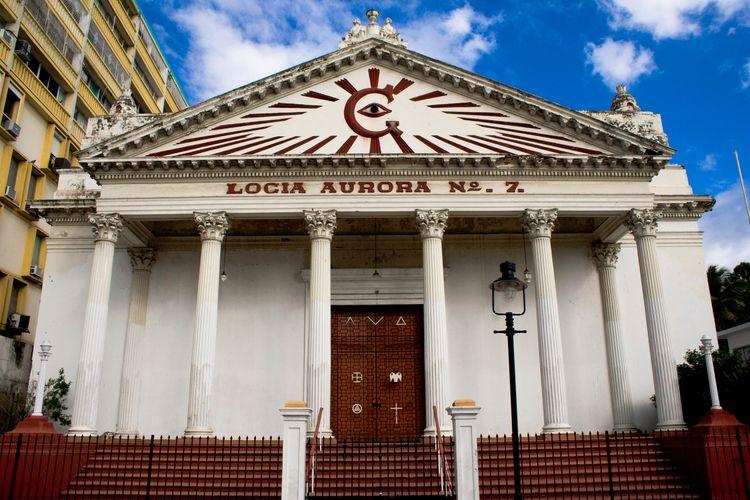 Masonic Lodge Ponce, Puerto Ric - heathawk | ello