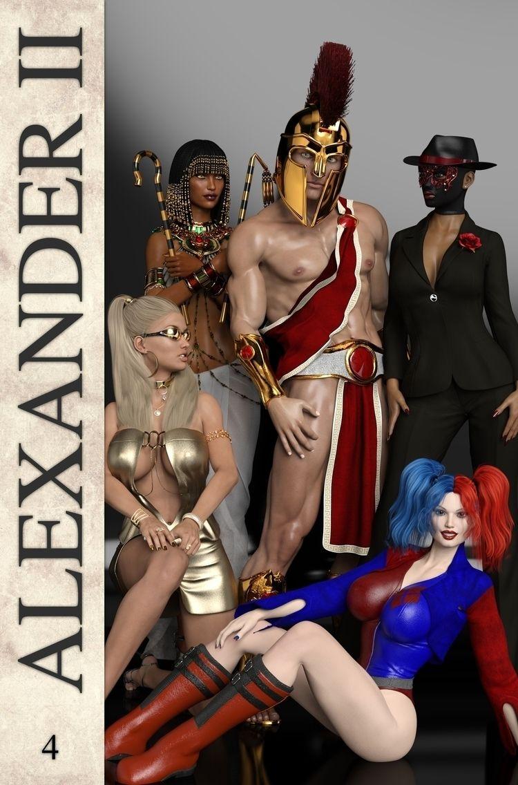 Alexander II • Hail Part 4 - Alexander2 - dangerouslines | ello