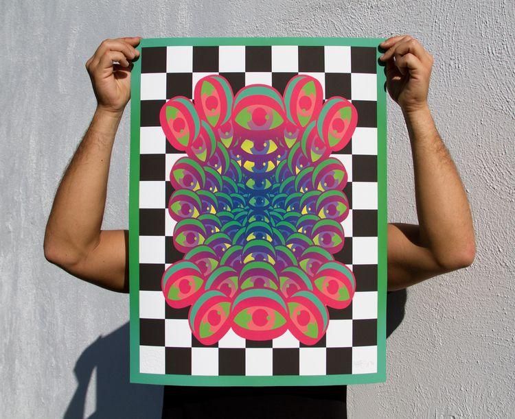 'Trip -Archival pigment print  - theartofchase | ello