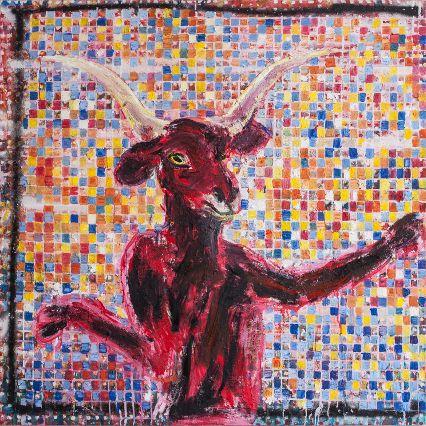 crossroads, drawings, paintings - ivicacapan   ello