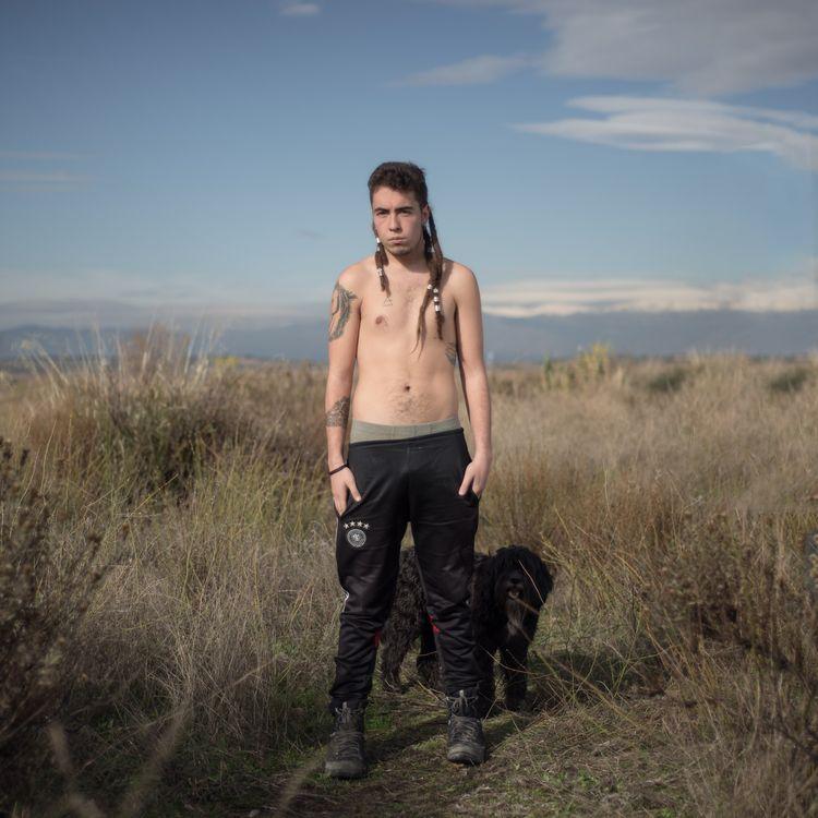 Andrés - photography, portrait, rastaman - perezcruz | ello