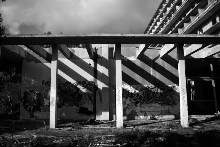 photography#bnw#architecture#wear#dereliction#abandonment - a2toz | ello