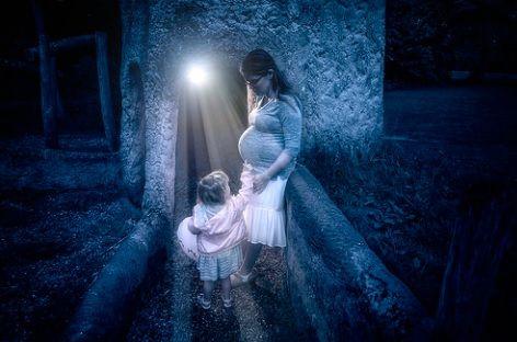 Pregnant Woman Art Photography - kh-zain | ello