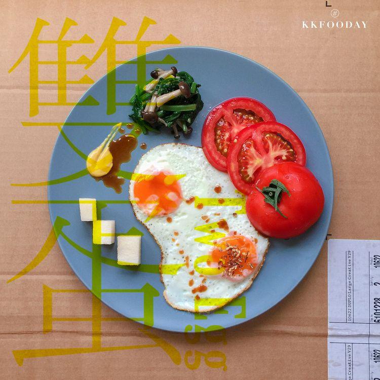 雙蛋 / eggS IG - foodpron, foodie - liyanhow   ello
