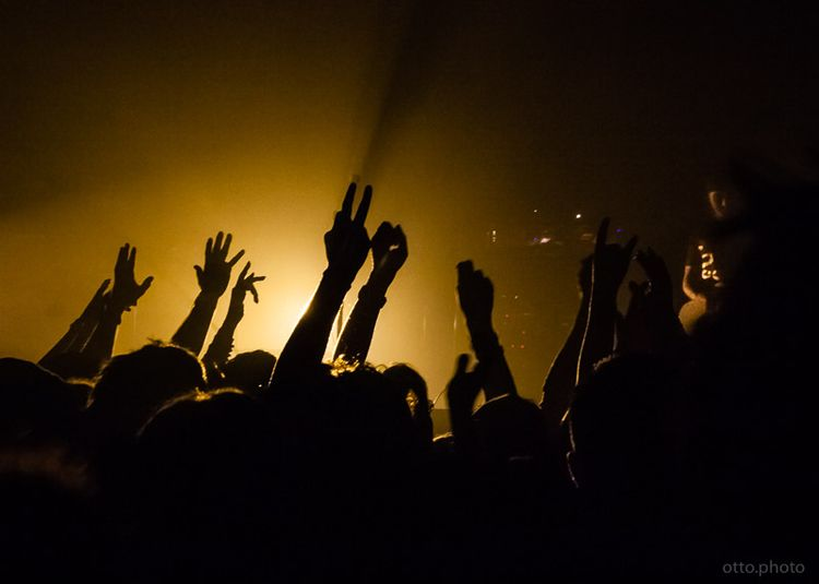 Edge / U2 Vertigo Tour Salt Lak - ottok | ello