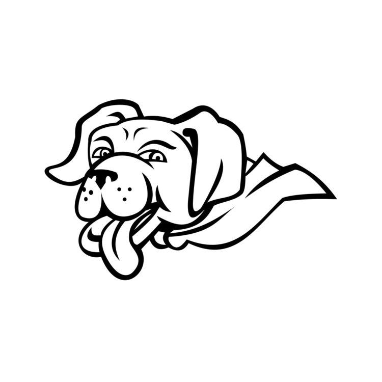 Labrador Retriever Dog Wearing  - patrimonio | ello