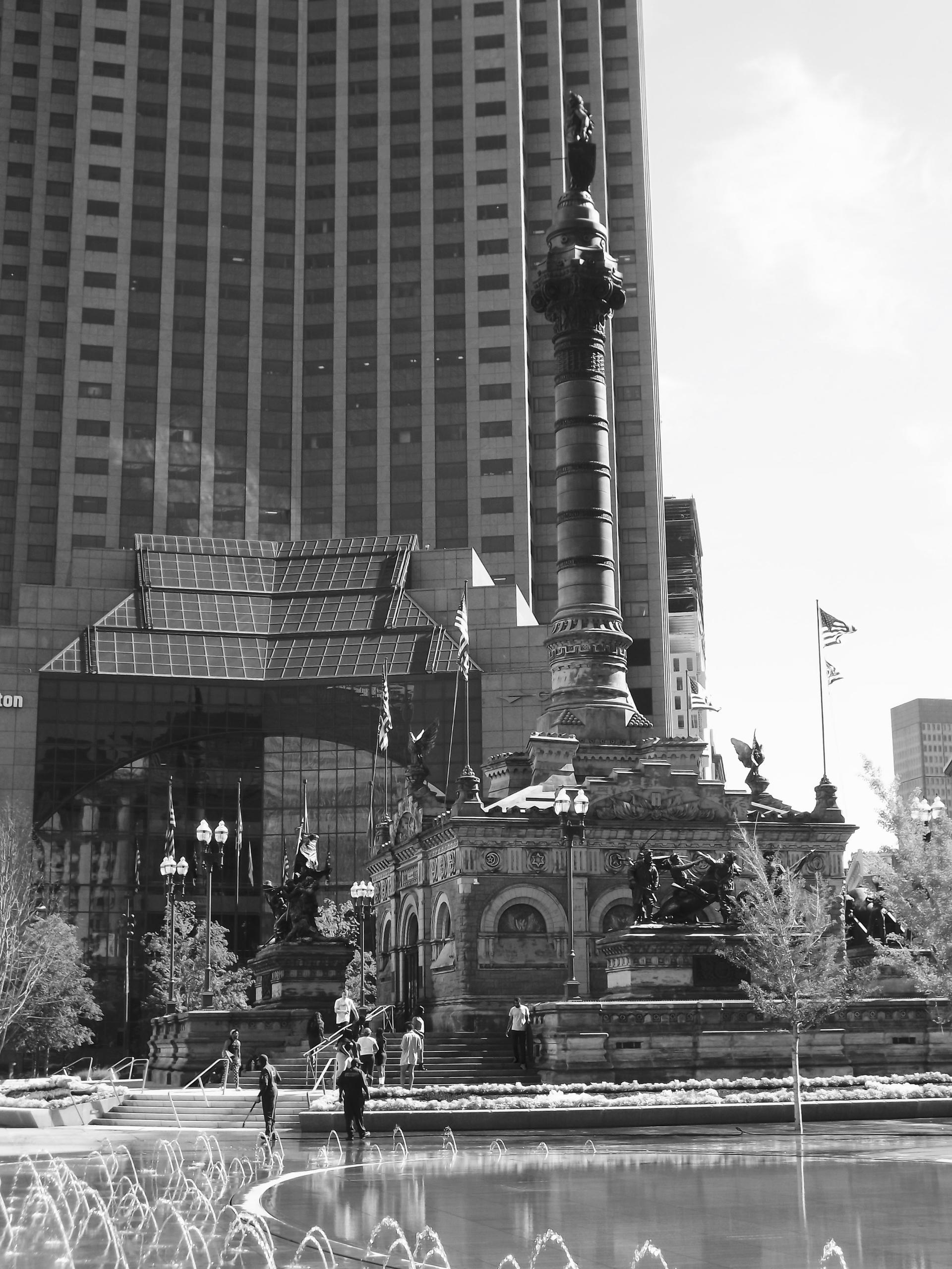 Monument Public Square Clevelan - twogreenthumbs | ello