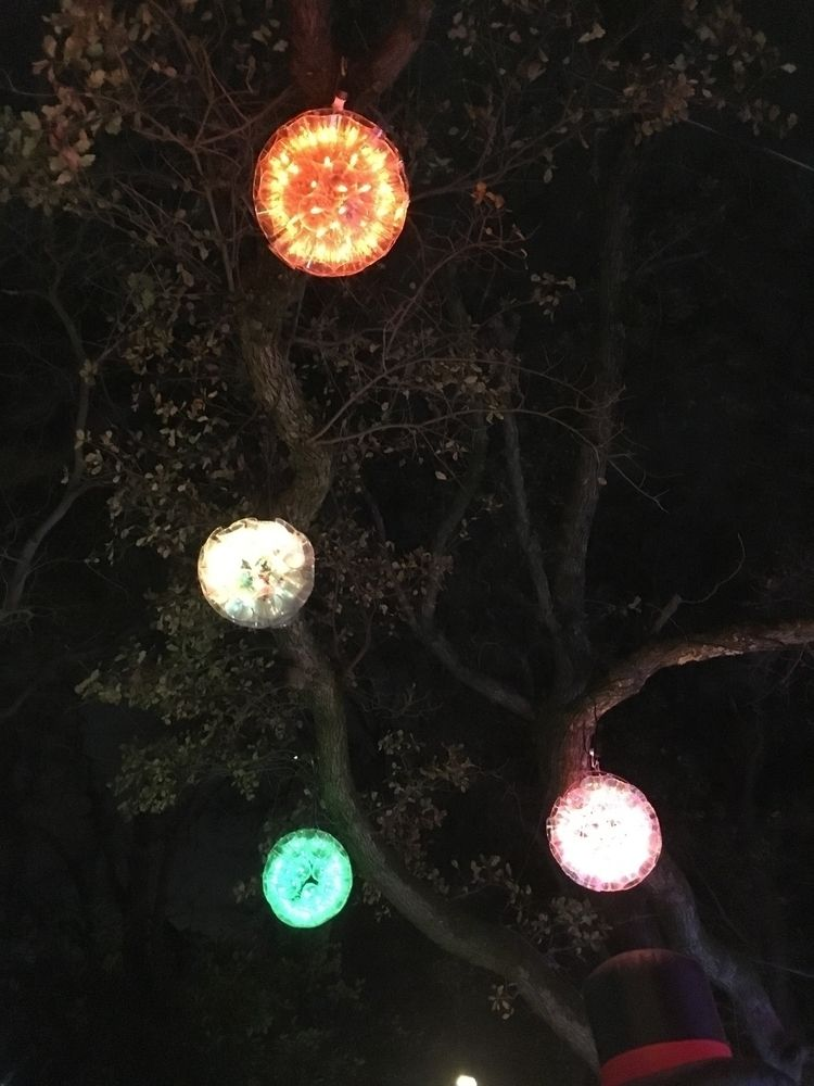 Fairy Lights - solstice, christmas - amberroserules | ello