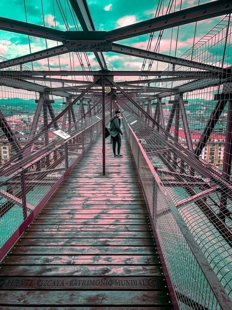 Crossing bridges - the_visography | ello