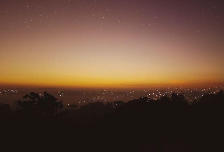 Lights lights - sunset, sunsetlover - felipehelfstein | ello