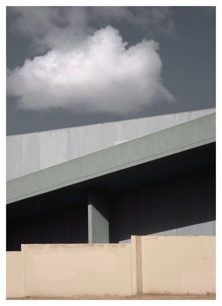 cloud, building, newtopographic - jokalinowski_ | ello