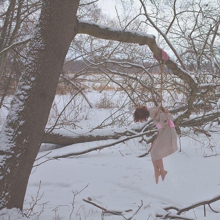 Celebrate Snow // Photo Andy Bu - saararei   ello