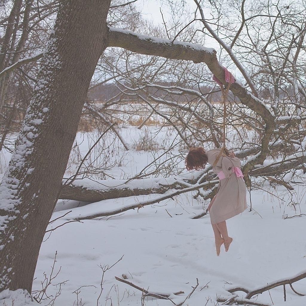 Celebrate Snow // Photo Andy Bu - saararei | ello