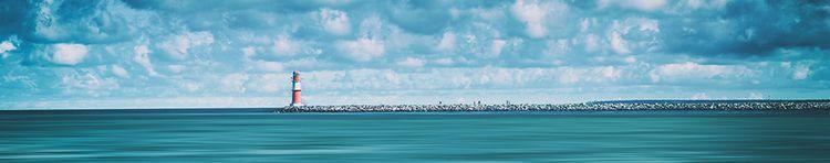 Extreme Lighthouse sea format - photography - ingomenhard | ello