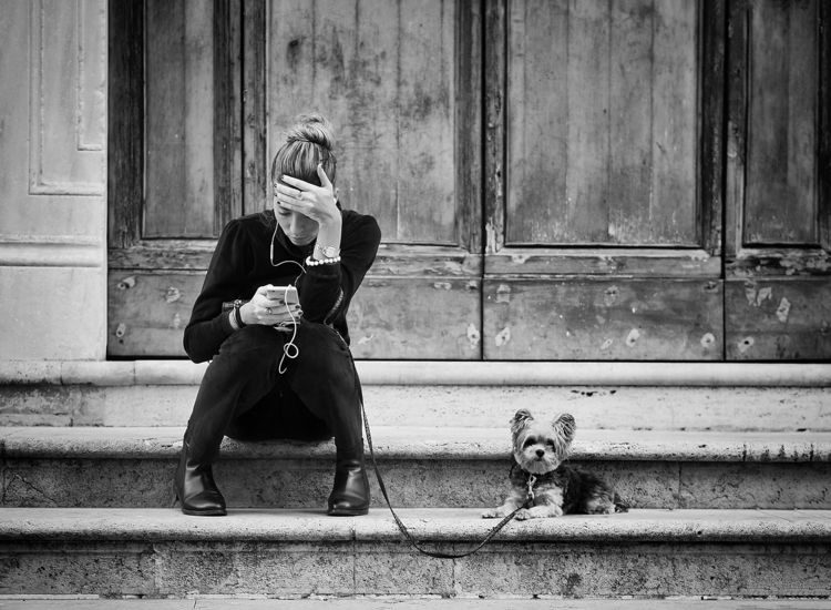 watchdog - Roma - streetphotography - erwinvindl | ello