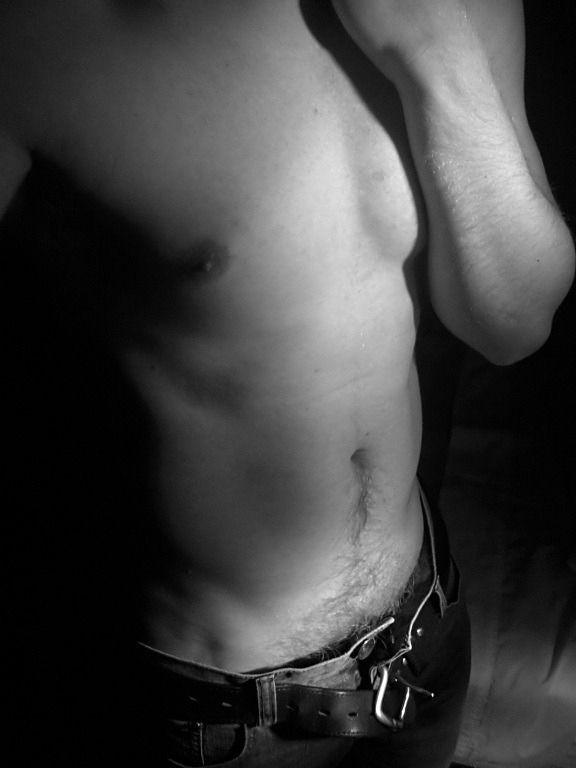 boy lil tummy fluff - blackandwhite - mescalinism | ello