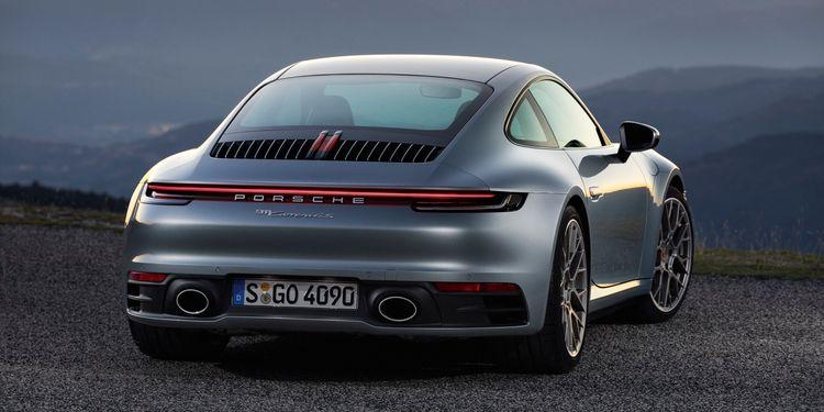 Porsche 911 entering eighth gen - evlear | ello