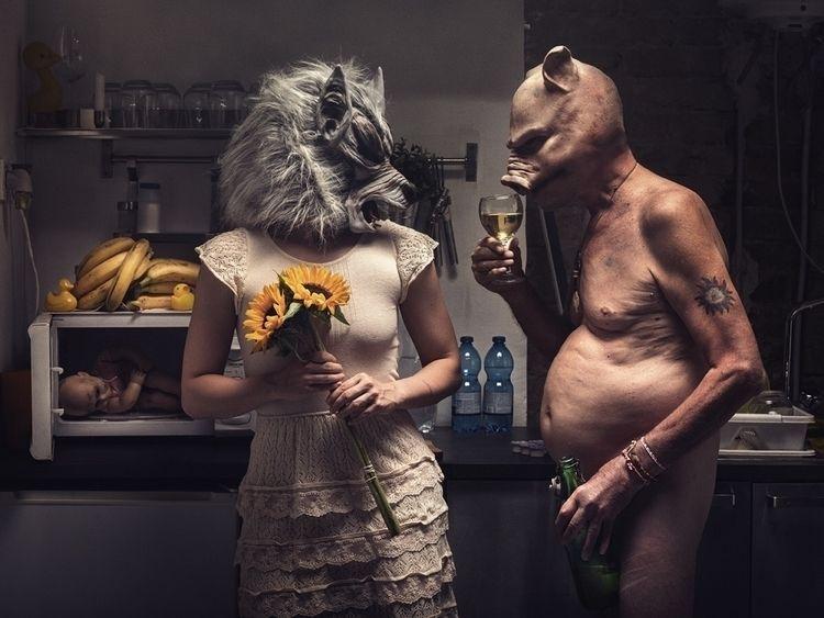 """Bad Romance"" – Photographer/Co - darkbeautymag | ello"