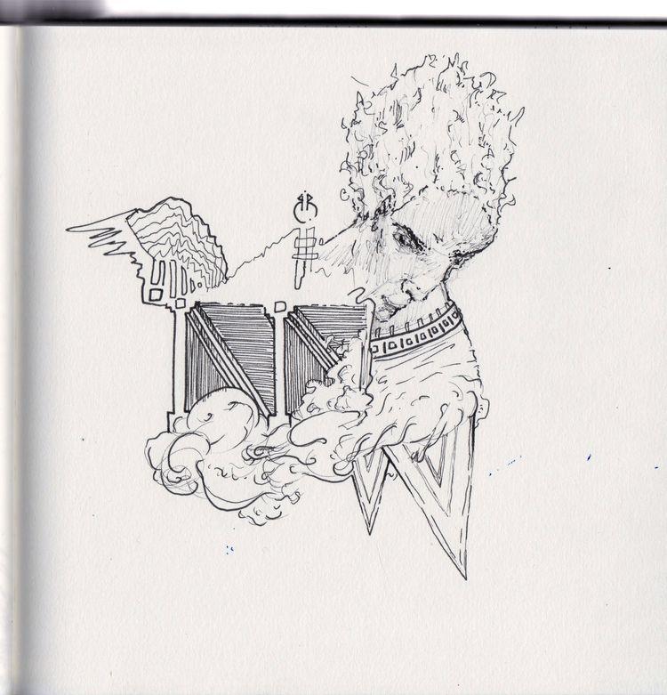 automatic drawing finished sket - bevinrichardson | ello