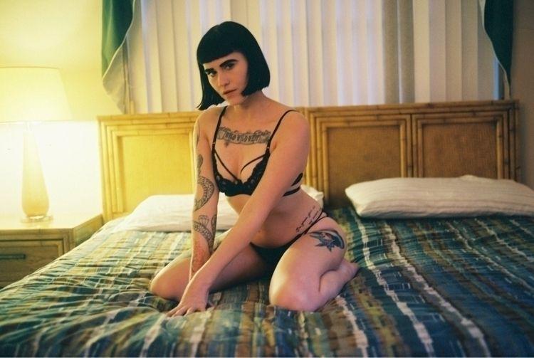 Tiffany • Hotel - kodakportra800 - thefabnears | ello