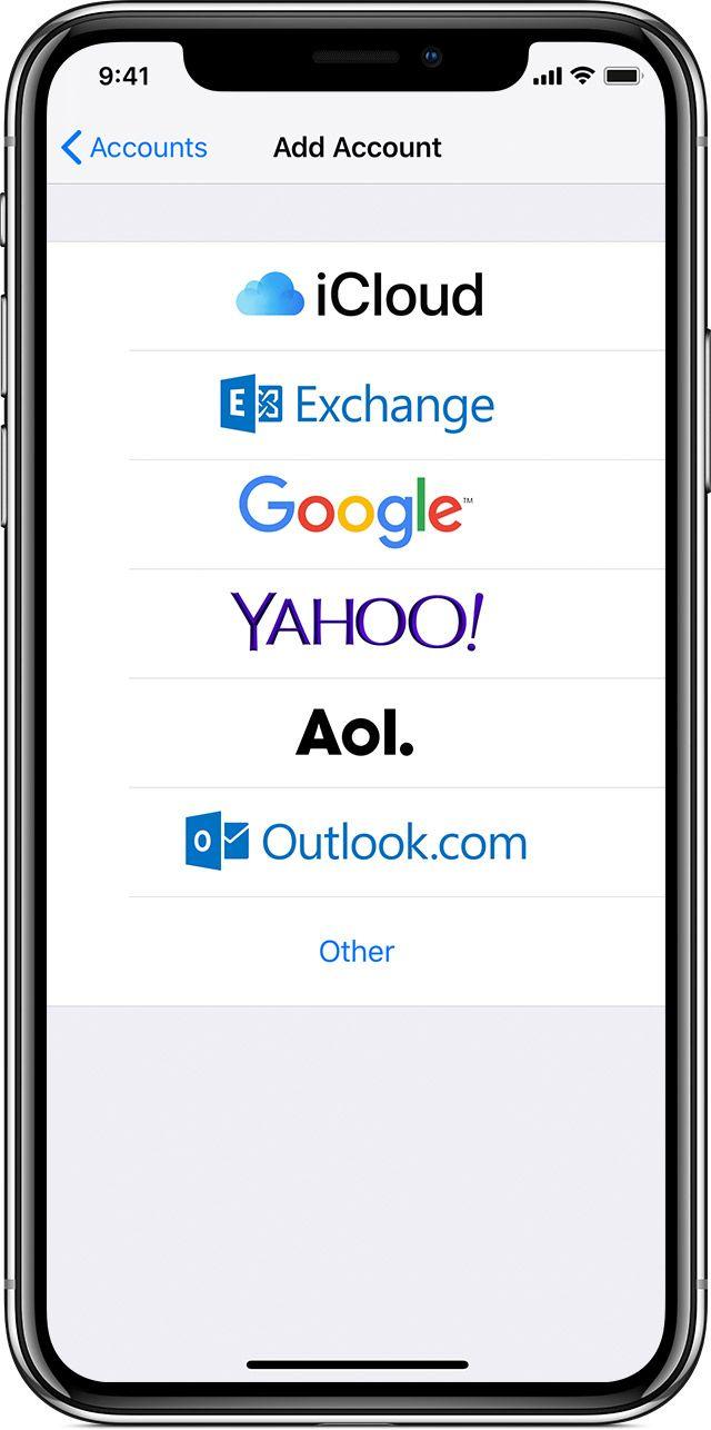 set Mail Settings iPhone iPad?  - charlienoahim   ello