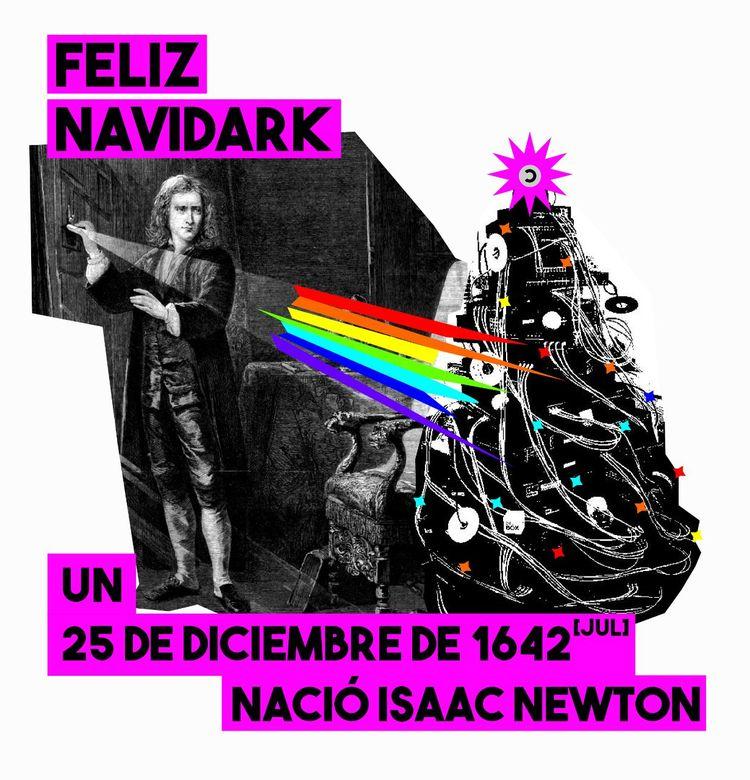 navidark Newton , Isaac, hoy te - librenauta | ello