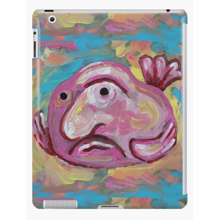 Blobfish Fun Gifts Decor Skins  - elpocollama | ello