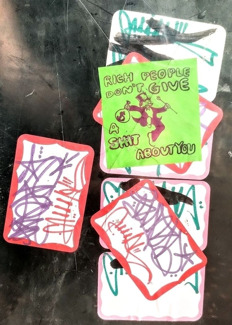 monopoly, sticker, takenbycyberluddite - columbuserinchief | ello