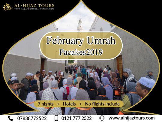 February UMRAH PACKAGE IMPORTAN - alhijaztours | ello