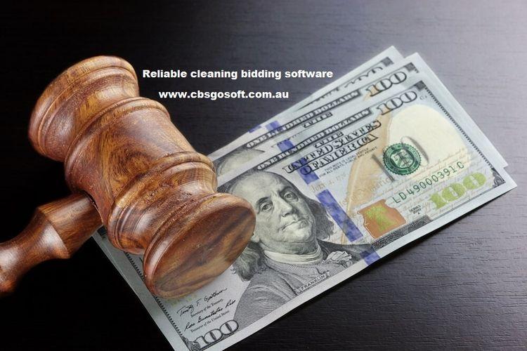 Reliable cleaning bidding softw - cbsgosoft | ello