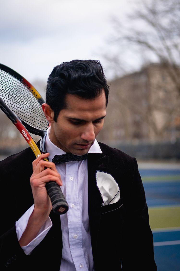 Krish tennis courts - ksphoto | ello