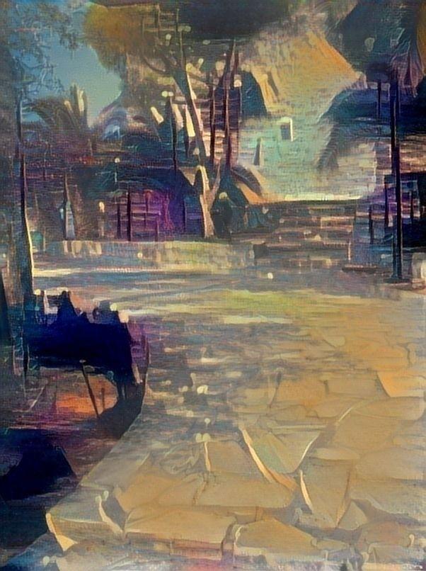 Paramount Island. 🦖#Timsah:croc - willmoller | ello