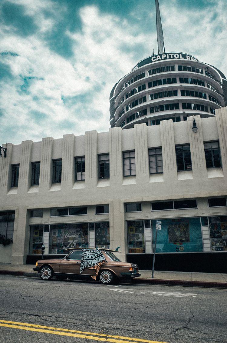 Los Angeles, 2018 - danielrolandtierney | ello