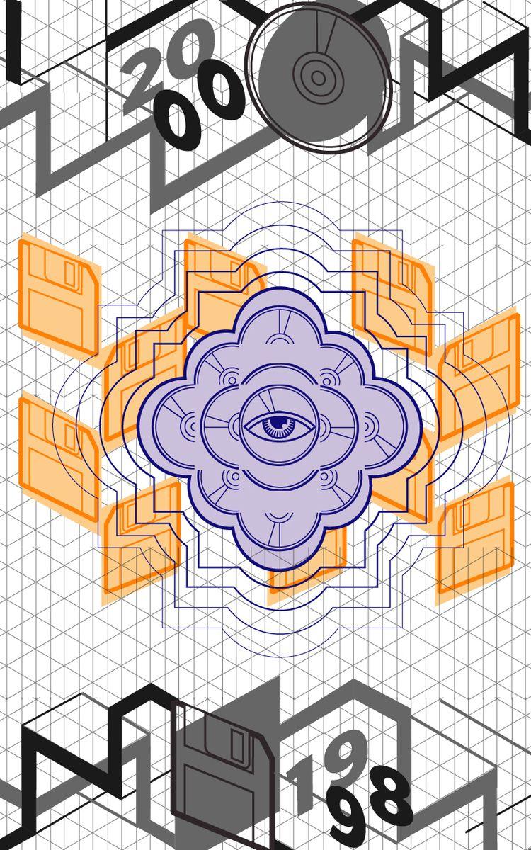 Y2K, Poster - cordero_ | ello