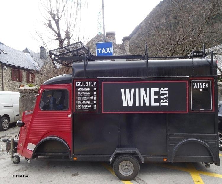WINE TRUCK - wine, FoodTruck, Truck - paultian | ello