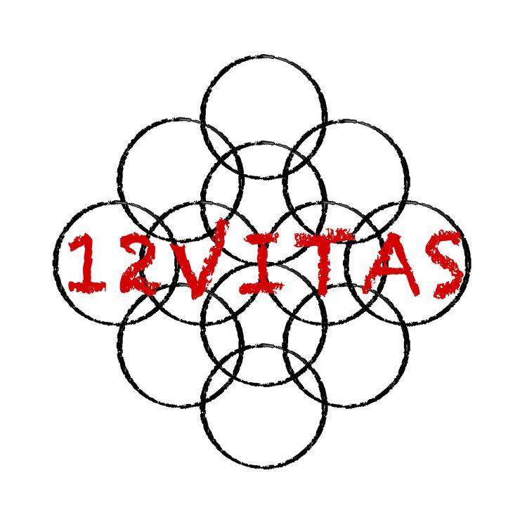 12 VITAS, logo, 2018 life 2019 - gennara | ello