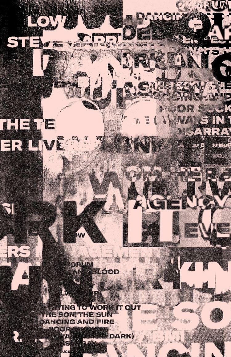 Negative Typefart—Visual Remix - typefart | ello