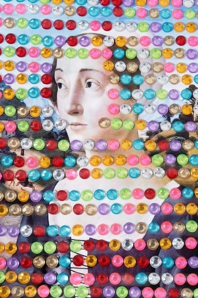 Putting dots - colorful, yayoikusama - zeren | ello