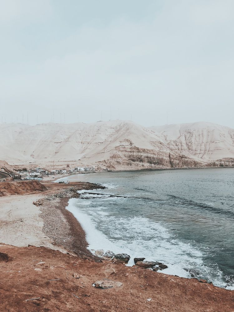 La Herradura, Chorrillos - Peru - danmagatti   ello