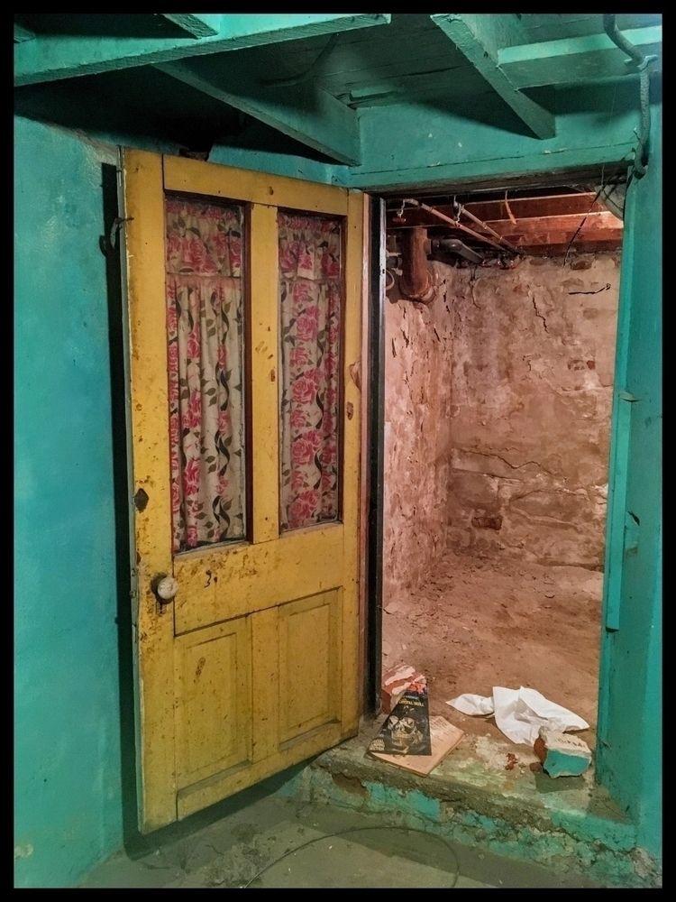 Fillmore Basement 2018.10.23 - door - anorexiclocusts | ello