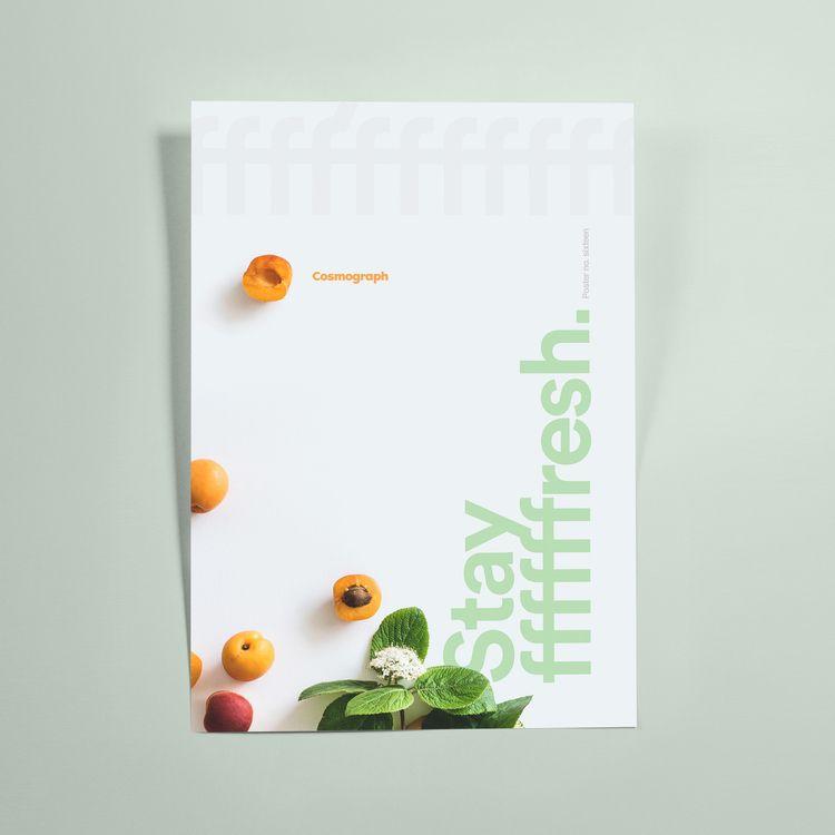 Stay fresh boys girls.  - graphicdesign - anishshakthi   ello
