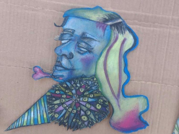 contour cutouts live models pai - thecontaminator | ello