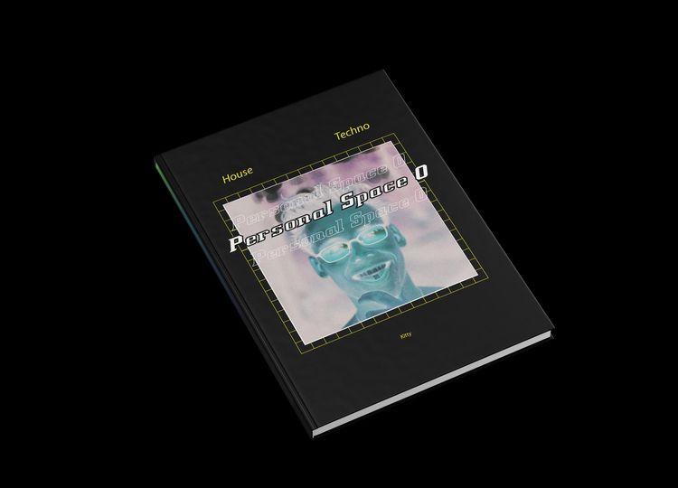 Zine: Personal Space  - design, publication - monish_khara | ello