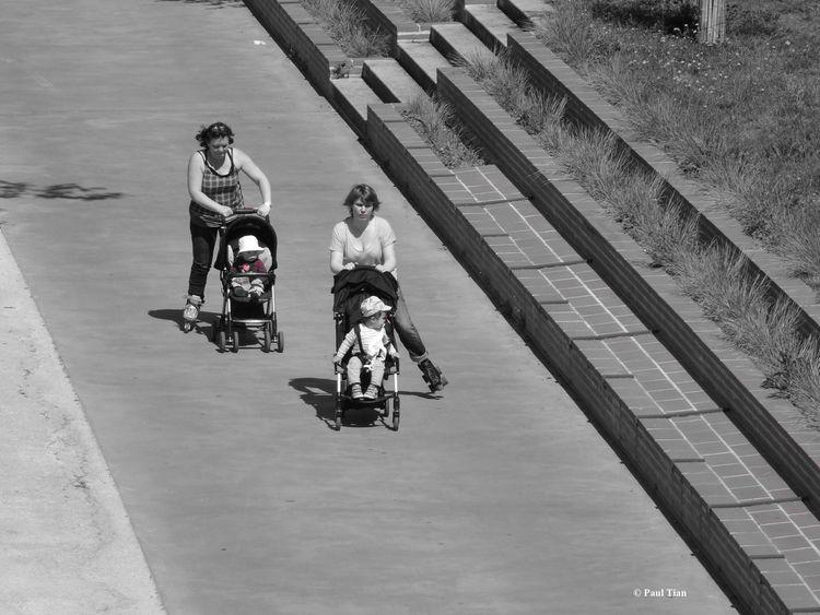 Roller moms (2) street roller - mom - paultian | ello